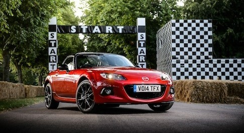 The Mazda MX-5's 25th Anniversary year comes to an end
