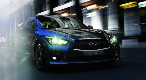 Infiniti Q50 adds a new more efficient engine