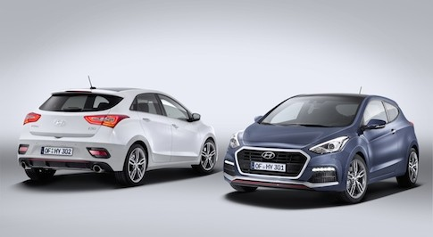 Hyundai updates three new models in its range