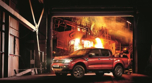 FORD ANNOUNCES PARTNERSHIP WITH THE FORD RANGER AND ARENACROSS UK