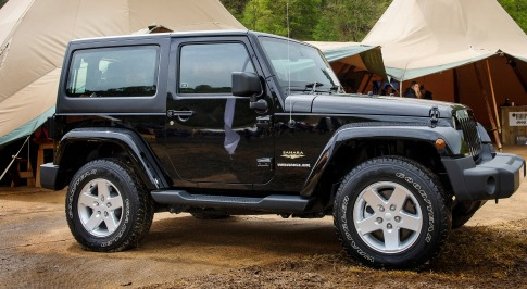 JEEP WRANGLER SCOOPS TOP OFF-ROAD HONOUR FOR THIRD CONSECUTIVE YEAR  �