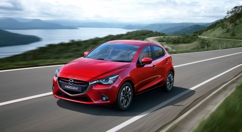 New Mazda 2 Announced