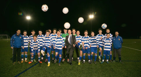 Bristol Street Motors Darlington Preparation Centre supports youth football