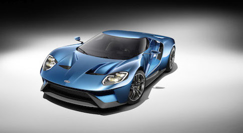 All-new GT supercar driven by Ford's most powerful EcoBoost V6