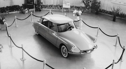 Celebrating 60 years of the legendary Citroen DS