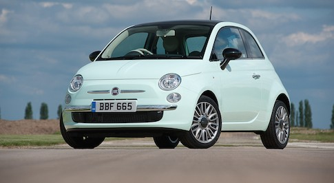 Fiat 500 i-Deal help young drivers get behind the wheel