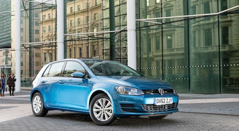 Triple success for VW in Business Car Awards
