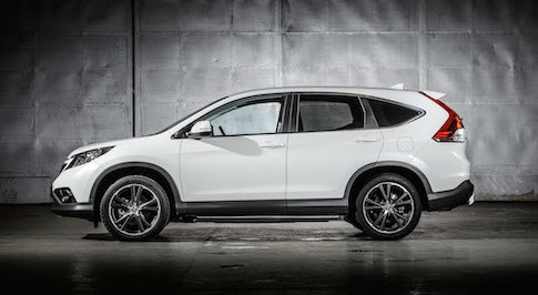 2015 Honda CR-V delivers enhanced style, engines and technology