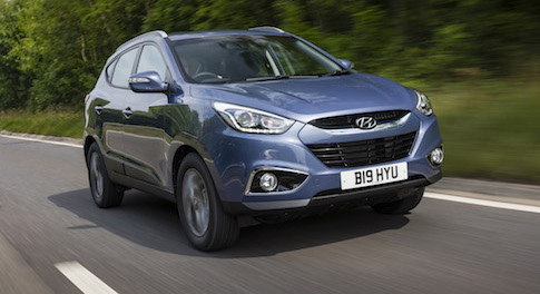 Hyundai's ix35 crowned Best Crossover of 2015