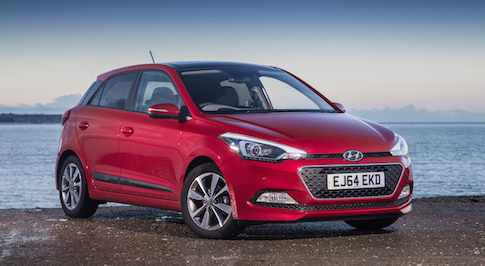New generation i20 available this week