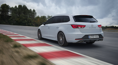 SEAT Leon ST CUPRA 280 specifications released