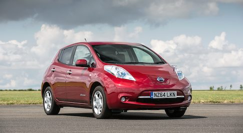 Nissan LEAF smashes its own sales record