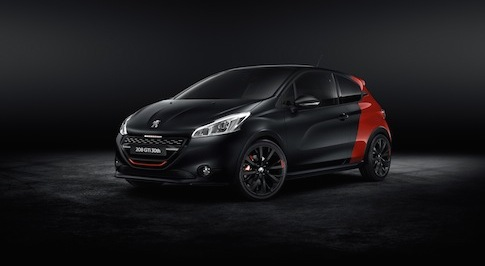 Peugeot's 208 GTi 30th and 2008 DKR revives brand's motorsport heritage