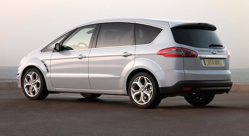 Ford S-Max retains its title as best SUV