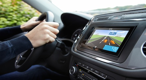 Latest Volkswagen navigation systems to feature TomTom maps