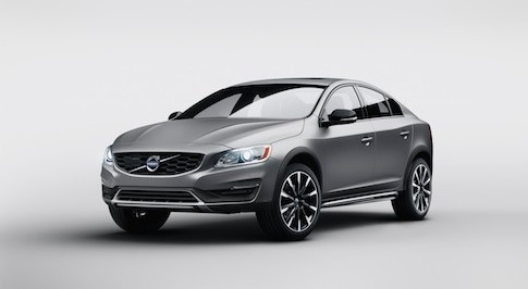 Volvo launches all-new S60 Cross Country saloon to meet customer demand
