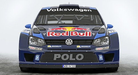 Volkswagen reveals new WRC livery