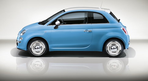 Fiat 500 '57 Vintage to debut at Geneva Motor Show