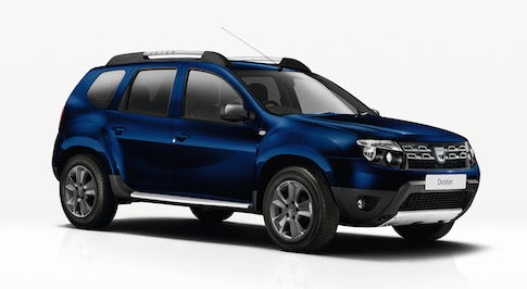 Dacia launches 10th anniversary special editions