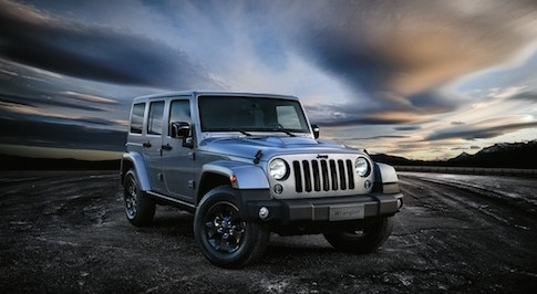 Jeep returns to the Geneva Motor Show