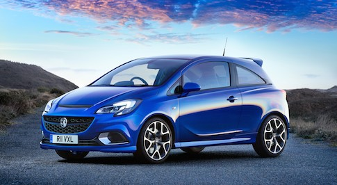 New Vauxhall Corsa VXR to be unleashed at Geneva