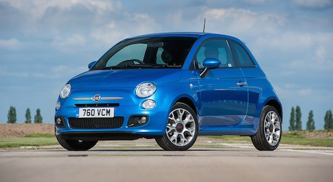 Fiat 500 now available with attractive finance packages
