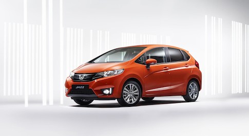 New Honda Jazz to arrive in the UK this summer