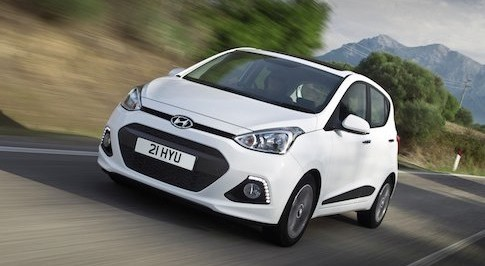 Hyundai adds 'premium SE' to new generation i10 line-up