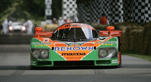 Goodwood Festival of Speed central feature to honour Mazda Challenger Spirit