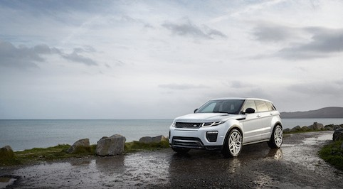 2016 Evoque to be the world's most efficient production Land Rover