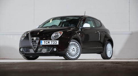 Progression and Junior models join Alfa Romeo MiTo range