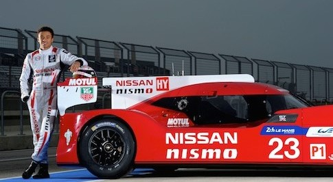 GT Academy winner goes from gamer to racer and into Le Mans 24 Hours
