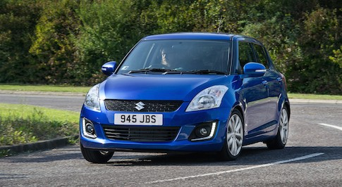 Suzuki introduces new Swift model for this Spring