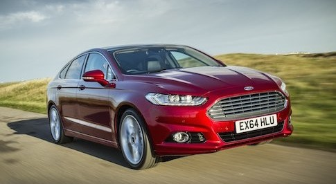 New Ford Mondeo available with 14 powertrain options