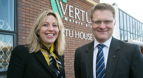 Vertu Motors appoints respected legal expert as general counsel to help achieve its strategic ambitions