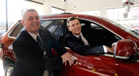 Bristol Street Motors Mazda in Bristol appoints experienced managerial team