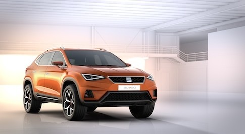 SEAT reveals new 20V20 show car at Geneva