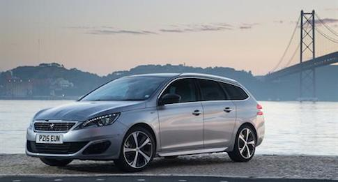 Peugeot's SW estate crowned