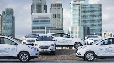 Hyundai supports government's investment in hydrogen infrastructure