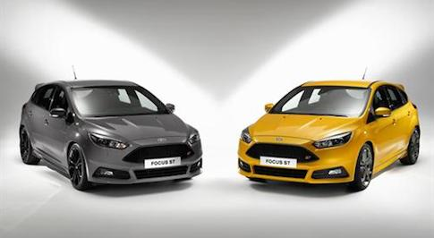 Ford Focus ST scoops first UK award from Carbuyer.co.uk