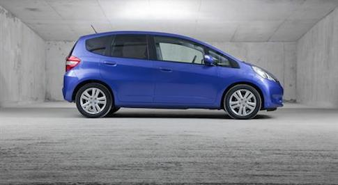 Honda Jazz crowned 'most reliable car of the year' by Carbuyer