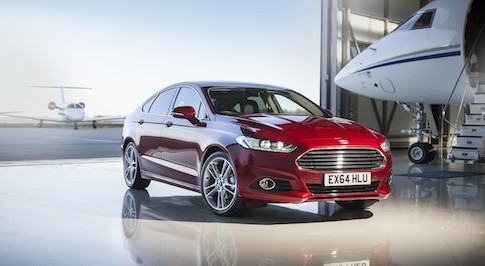 New Ford Mondeo named UK's 'Best Family Car' of 2015
