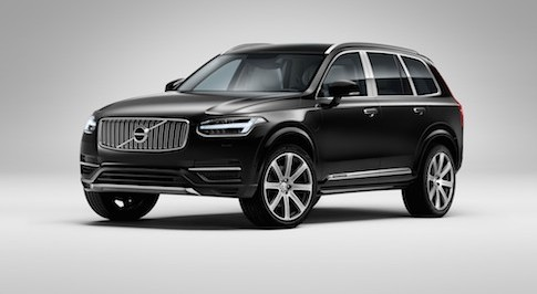 Volvo XC90 'Excellence' to be unveiled at Shangai Auto Show