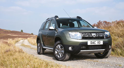 Dacia makes top five brands in Auto Express Driver Power survey