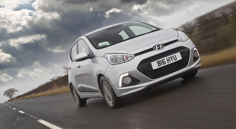 Hyundai i10 wins Supermini category in Auto Express Driver Power survey