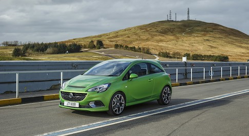 Vauxhall Corsa VXR prepares to go on sale