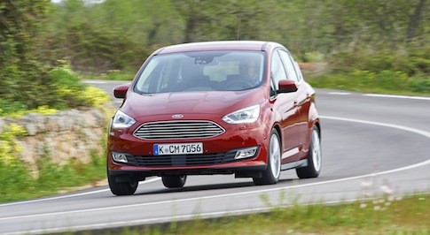 New Ford C-MAX and Grand C-MAX supports active families