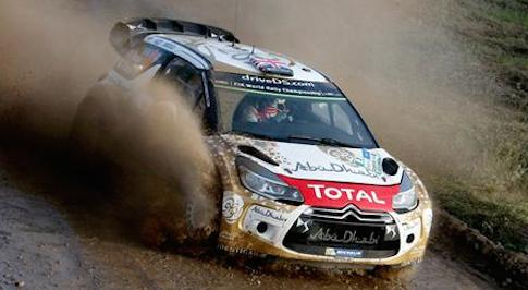 Kris Meeke takes victory for Citro�n Racing in Rally Argentina