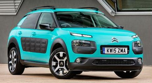 Citro�n C4 Cactus wins '2015 World Car Design of the Year' award
