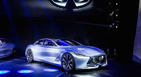 Infiniti presents latest concept cars at Shanghai Design Night